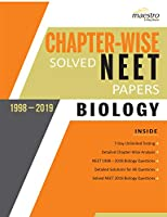 Wiley's Chapter - Wise Solved NEET Papers (1998 - 2019) Biology