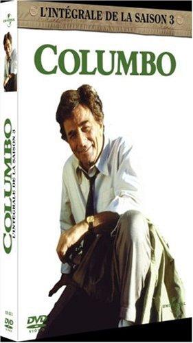 Columbo : LIntégrale Saison 3 - Coffret 4 DVD