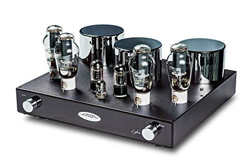 FEZZ Audio Lybra Parallel Single-Ended - Amplificatore completo con 4 x 300B, 2 x 15 W (nero)