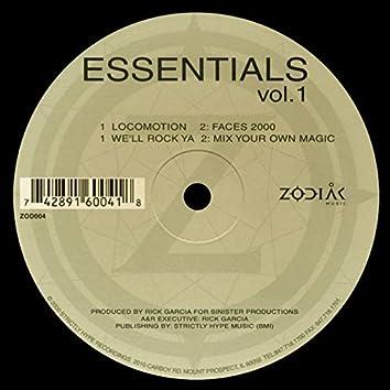 Essentials, Vol. 1