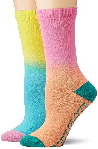 Body Glove Women's Sunrise Socks, Assorted, o/s