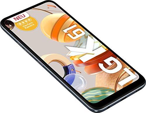 LG K61 - Smartphone 16.6 cm (6.53