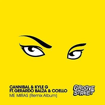 Me Miras (Remix)