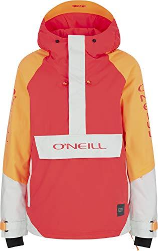 O'Neill Damen Original Anorak, Damen, Original Anorak, Neonflamme, Small
