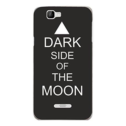 Disagu Design Hülle Schutzhülle für Wiko Rainbow Hülle Cover - Motiv Dark Side of The Moon