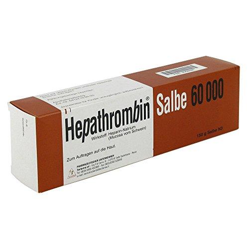 HEPATHROMBIN 60.000 Salbe 150 g