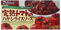 ハウス 完熟トマトのハヤシライスソース 200g