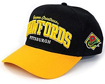 Big Boy Headgear NLBM Negro Leagues Legends Cap Pittsburgh Crawfords
