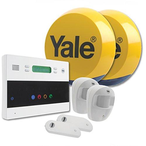 Yale YEFKIT2 - Alarmas Easy Fit Kit De Alarma De Telecomunicaciones