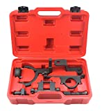 DPTOOL Camshaft Timing Tool Kit for Ford Land Rover Explorer Mustang Ranger Mercury Mountaineer Mazda 4.0L 4015CC SOHC V6 8 Pieces