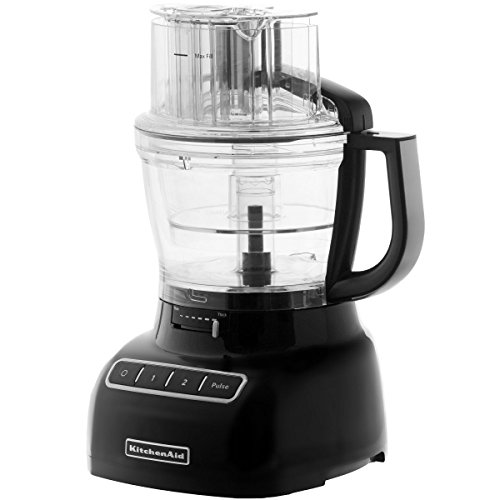 Kitchenaid 5KFP1335EOB 3,1 L, Food Processor, schwarz
