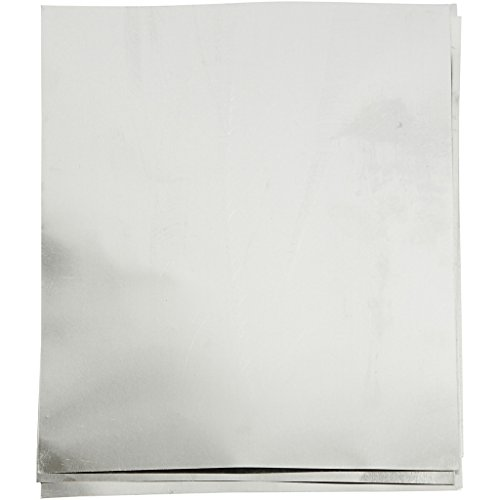 Prägefolie, A5 15x21 cm, 10 Stck.