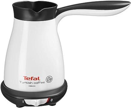 Tefal Turkish Coffee Click Kahve Makinesi/Elektrikli Cezve, Beyaz