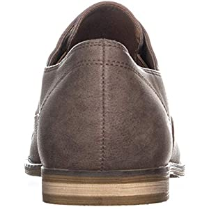 Indigo Rd. Womens Hacksy Almond Toe Oxfords, Slate/Brown, Size 7.0