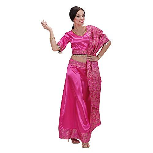 WIDMANN Widman - Disfraz de Bollywood para Mujer, Talla L (S/73833)