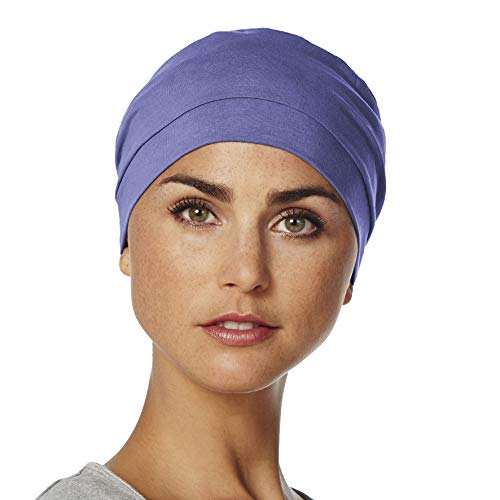 Viva Headwear Bonnet première Chimio en Cotton qualité Extra (amablis/Bleu)