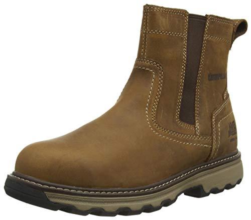 Cat Footwear Pelton, Botas de Trabajo Hombre, Marrón (Brown 003), 40 EU ⭐
