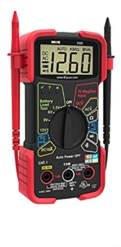 Innova 3320- Best Cheap Voltmeter
