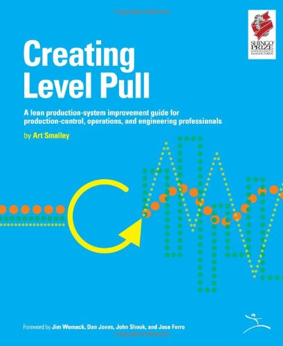 Creating Level Pull: A Lean Production-System Improvement Guide for Production-Control, Operations, and Engineering Professionals (Lean Tool Kit)
