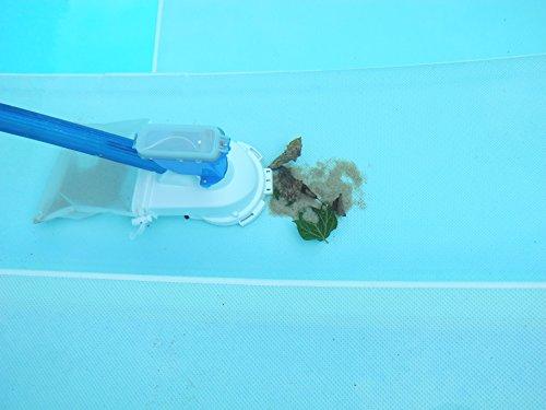 Poolwonder Aspirateur à Batterie Lithium v2 Nettoyeur de Piscine