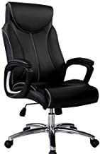 YLLN Home Office Desk Chair Office Furniture Double Layer Tilt Function Tables and Chairs Fixed armrest Home Computer Chai...