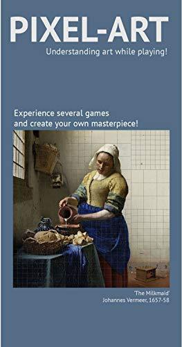 Pixel Art Game The Milkmaid