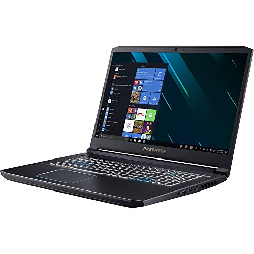Acer Predator Helios 300 Gaming Laptop PC, 17.3