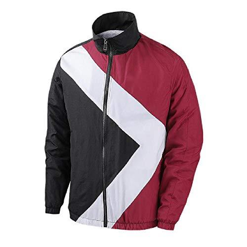 N\P Hombres Chaquetas Casual Primavera Bomber Patchwork Windbreaker Chaqueta Masculino Outwear Chaquetas
