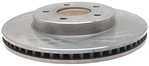 ACDelco Silver 18A1424A Front Disc Brake Rotor