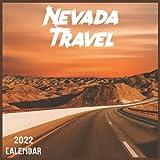 Nevada Travel Calendar 2022: 2021-2022 Nevada Weekly & Monthly Planner   2-Year Pocket Calendar   19 Months   Organizer   Agenda   Appointment   For Nevada Lovers