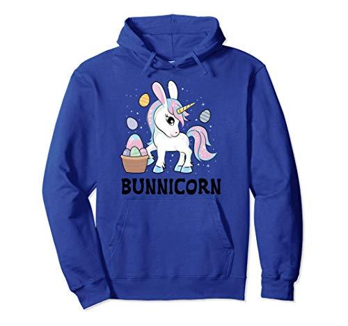 Unicornio de Pascua - Bunnicorn Sudadera con Capucha