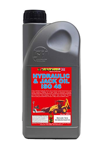 Silverhook SHRJ1 - Aceite hidráulico ISO 46, 1 l