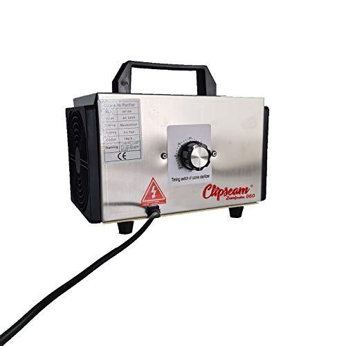 Générateur d'ozone 20 000 mg/h. 220 V Purificateur d'air. Désinfection de Virus, Bactéries et Malos Olores. Machine à ozone portable pour magasins, bureaux, voitures, maisons et hôtels