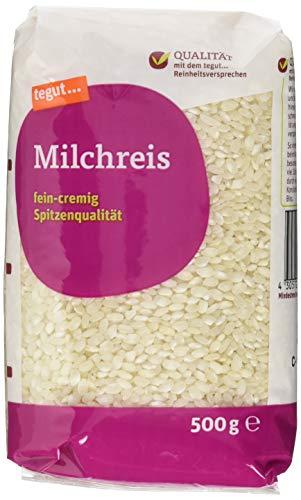 tegut... Milchreis, 1 x 500 g