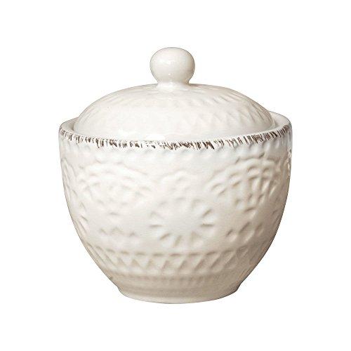 Pfaltzgraff Chateau Cream Sugar Bowl with Lid,...