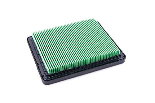 vhbw Papier-Luftfilter Ersatzfilter passend für Honda HRX 426 C QXEA, 426 C RXE, 426 C RXEA, 426 C SDE, 426 C SDEA Rasenmäher; 3 x 11 x 1,9cm