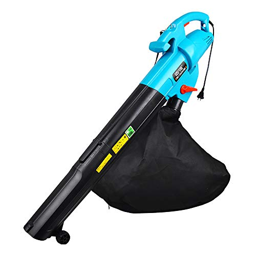 Buy Bargain HJ Electric Air Leaf Dust Blower,Electric Leaf Blowing Machine Leaf Machine Blowing Leaf...
