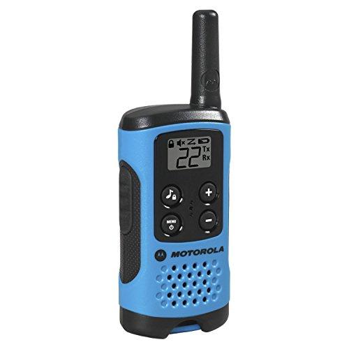 41KjiFEnEaL - Motorola T100TP Talkabout Radio, 3 Pack