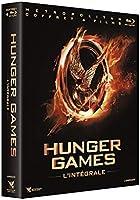Coffret INTÉGRAL Hunger Games [Blu-Ray]