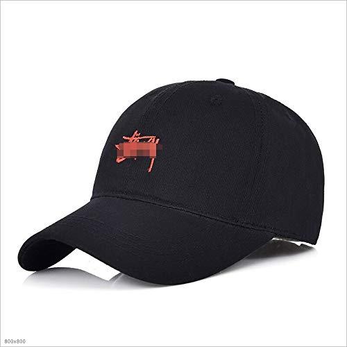 Vinteen Europa y América Tide Sombrero de Verano Hombres Versión Coreana Cap Sombrero Femenino Gorra de Sombrero de Sol Al Aire Libre Gorra de Béisbol Juvenil