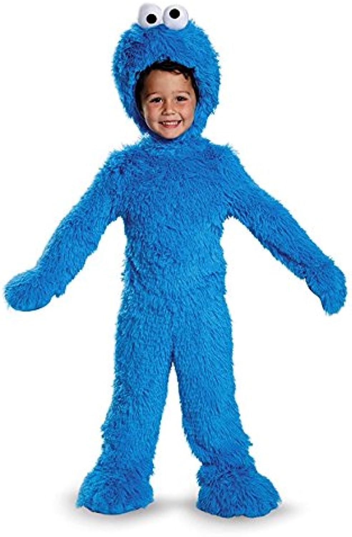 respuestas rápidas Disguise 76873V 76873V 76873V Cookie Monster Extra Deluxe Plush Costume, (6-12 Months)  para proporcionarle una compra en línea agradable