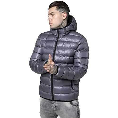 SikSilk Cazadora Gun Meta Atmosphere Jacket