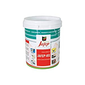 Cola Vinílica Latex Concentrado JAFEP-KIL 750 ml de JAFEP