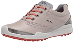 ECCO HYDROMAX treatment makes the uppers highly water-repellent, keeping your feet dry Biom NATURAL MOTION technology brings the player closer to the ground using an anatomical last Strong and lightweight ECCO YAK leather offers increased breathabili...