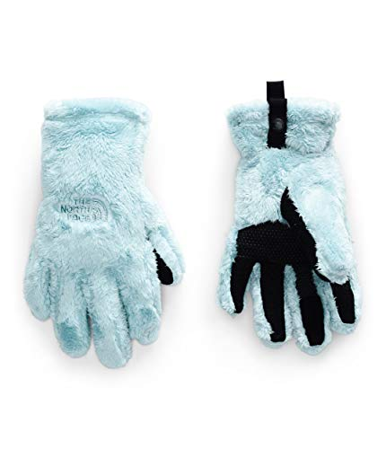 The North Face Girls Osito Etip Glove, Starlight Blue, S