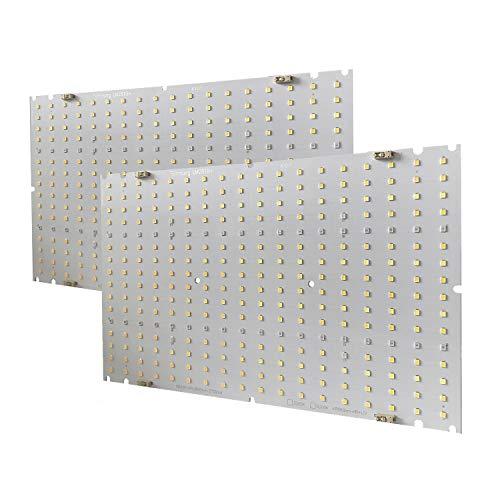 KQO 120W LED Grow Light PCB Boards with Samsung LM281B+ 3000K 5000K UV and IR Full Spectrum Panel Lighting PCB Kit