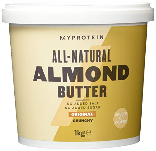 Myprotein Almond Butter Crunchy1 kg
