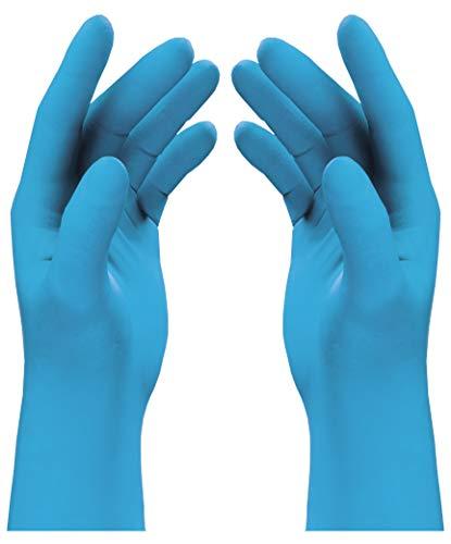 Uvex 60596XL u-fit Sicherheit Handschuh, Größe: XL, Blau