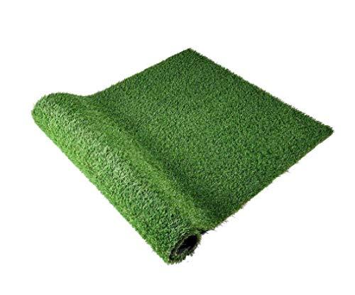 LINMAN Hierba Artificial Verde Mat de césped Turf Paisaje Simulación Césped Jardín Alfombra para DIY Micro Paisajismo Céspedes Artificiales Turf