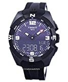Tissot T-Touch Expert Solar de Goma t091.420.47.057.01Negro Dial Reloj para Hombre